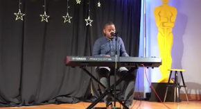 It's been two months since Micah Singleton won an Arkansas talent contest, and we're still feeling it: Video