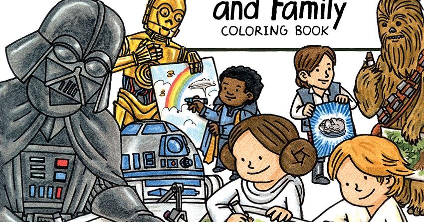 jeffrey brown comics coloring wars