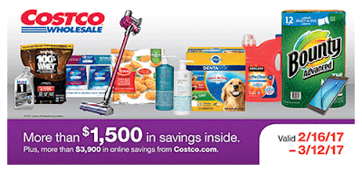 Current Costco Coupon February 2017