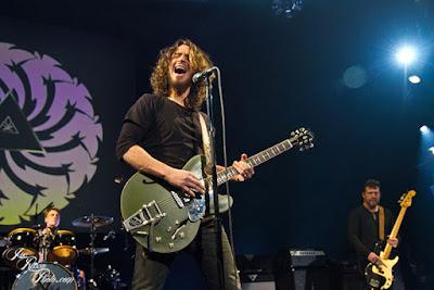 Daftar 10 Lagu Rock Terbaik Band Soundgarden