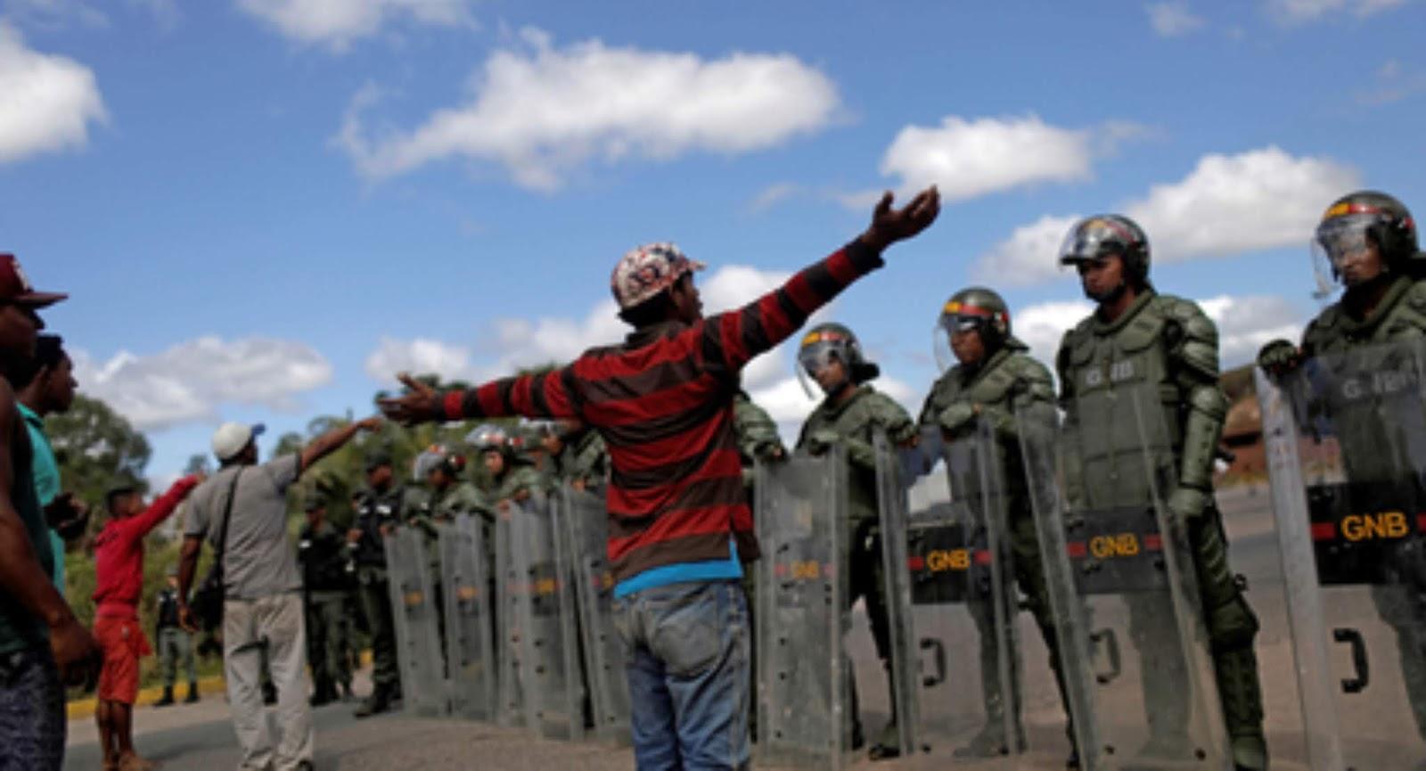 Rusia akan melakukan segalanya untuk mencegah invasi militer ke Venezuela