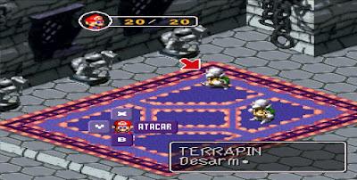 Super Mario RPG [Español] - Captura 3