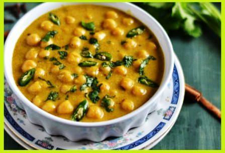 Channa Madra Recipe in Hindi