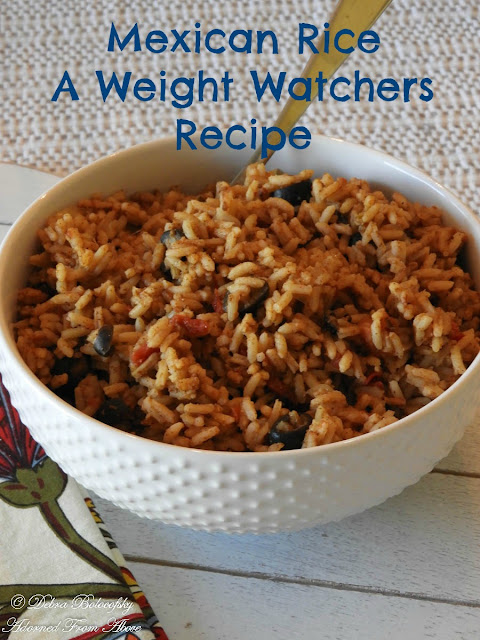 Mexican Rice a Weight Watchers Recipe