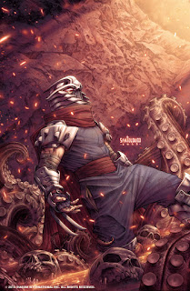 IDW Teenage Mutant Ninja Turtles Shredder in Hell Comic Book