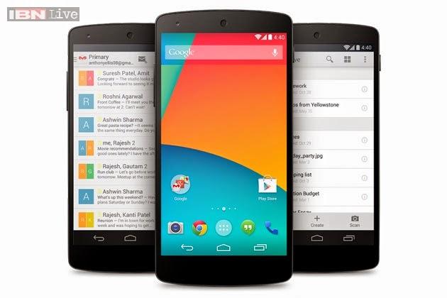 Smartphone LG Nexus 5