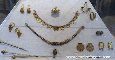 greek jewelry
