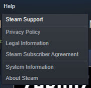 Steam Support