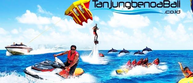Water Sport Tanjung Benoa Bali Tour