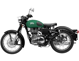 Royal Enfield Classic 350 Redditch Green 2018 Image