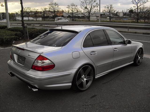 Mercedes W211 E240 Amg Look Benztuning