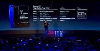 Realme Launches Realme C1 For Just Rs 6,999
