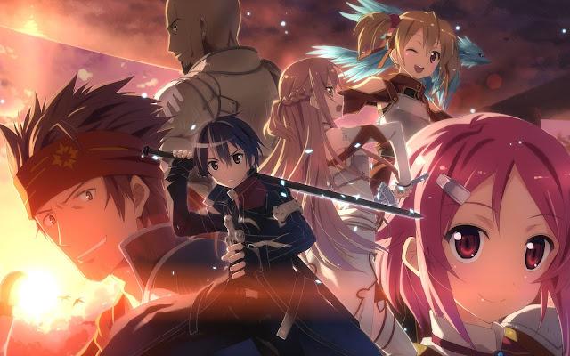 Download Download Sword Art Online Subtitle Indonesia
