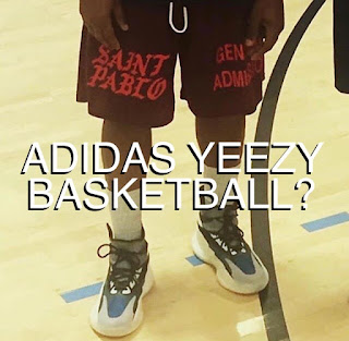 c145076af Kanye West s Adidas Yeezy Basketball Shoe