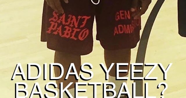 9086832697d Kanye West s Adidas Yeezy Basketball Shoe