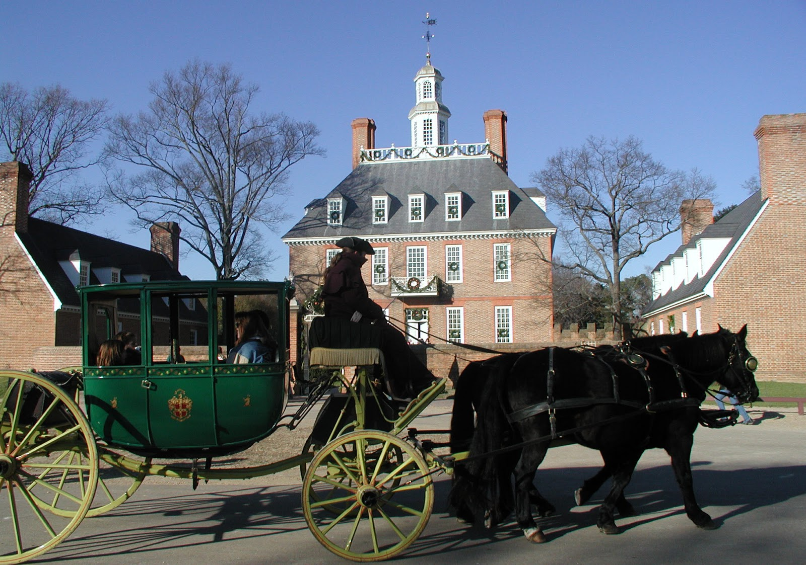 World Visits Colonial Williamsburg Private Foundation