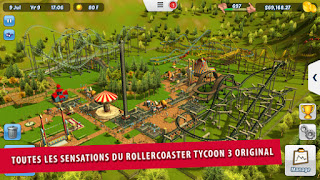 rollercoaster tycoon 3 strategie jeux iphone