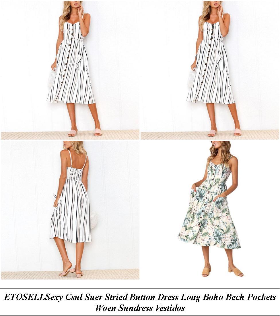 Beach Wedding Dresses - Summer Dresses Sale - White Dress - Cheap Online Clothes Shopping