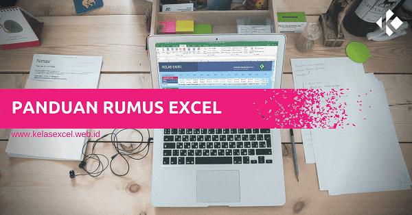 Rumus Excel Lengkap dan Fungsinya
