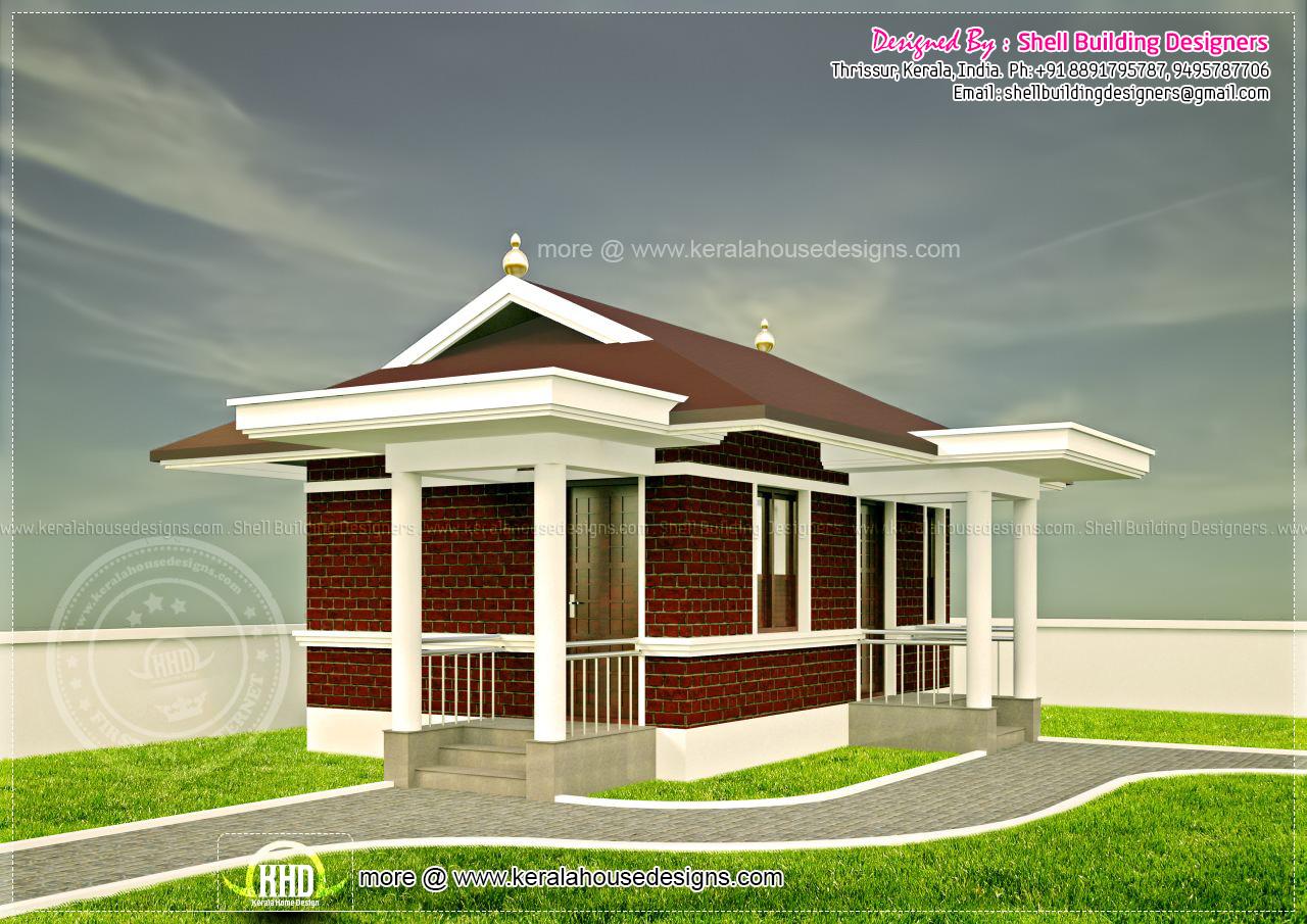 Home Design3g Resort Hut Model In Kerala