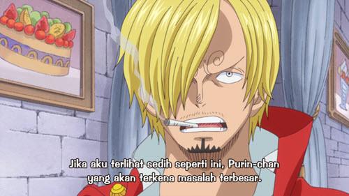 One Piece Episode 813 Subtitle Indonesia