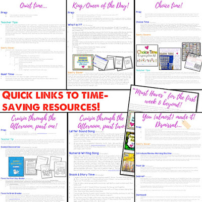 https://www.teacherspayteachers.com/Product/Time-Tested-First-Day-of-Kindergarten-Plans-Teacher-Tips-2700390