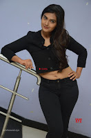 Neha Deshpandey in Black Jeans and Crop Top Cute Pics Must see ~  Exclusive Galleries 049.jpg