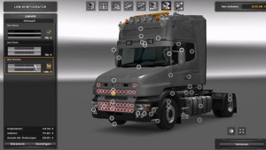 Scania T4 Addons Pack 2.1 for Scania RJL