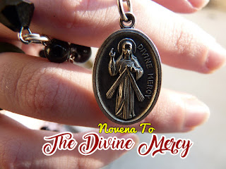 Novena To The Divine Mercy