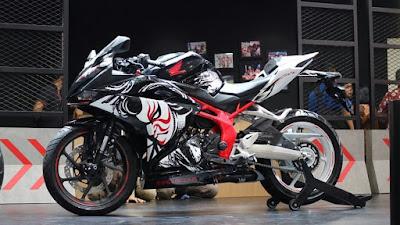 CBR250RR Kabuki Edition