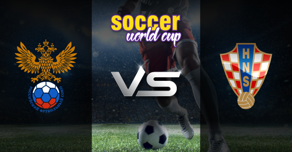 Russia vs Croatia soccer world cup Preview