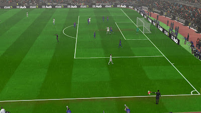 PES 2017 FMods Enhancements Overhaul v2 DLC Merged & Master Effects by Fruits