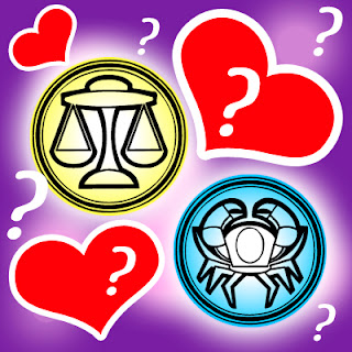 Compatibilidad de Signos en el Amor - Libra y Cáncer