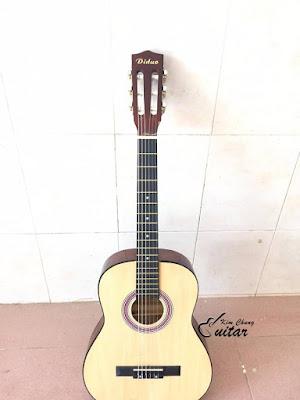 Bán Đàn Guitar Classic Kim Chúng 650k