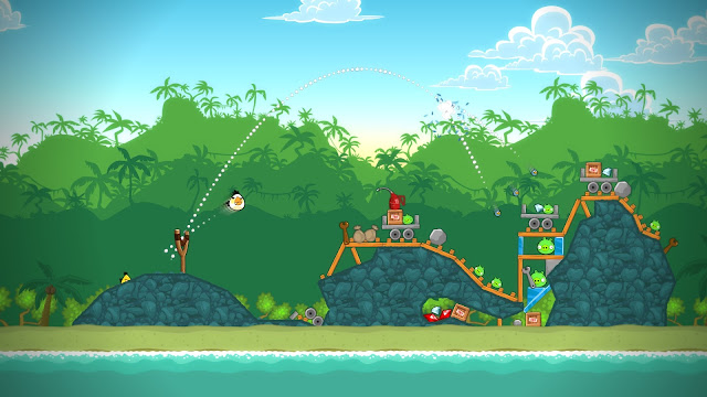 Angry Birds Trilogy - Xbox 360 Captura 4