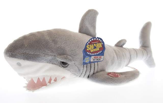 Shark Week 2018 Dandee 18 inch Plush 01