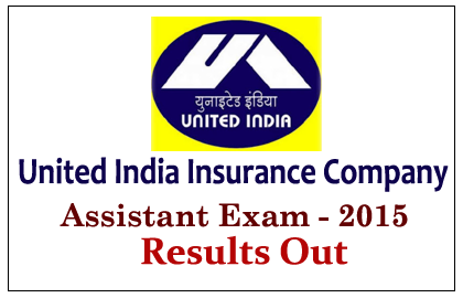 UIIC Assistant 2015 Results out