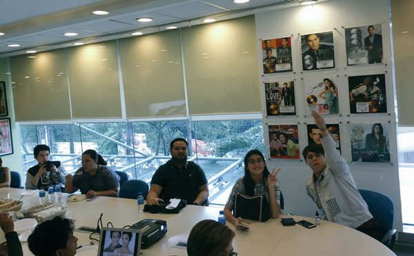 Photos: Story conference for Enrique Gil and Liza Soberano's new movie