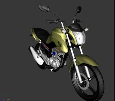 GTA SA - MOTO 3D