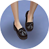 Tassel Plat-form Heels_태슬 플랫폼 구두_여자 신발