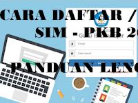 Download Panduan SIM PKB Versi Baru