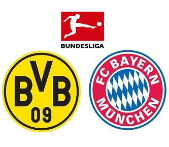 Borussia Dortmund vs Bayern Munich match highlights