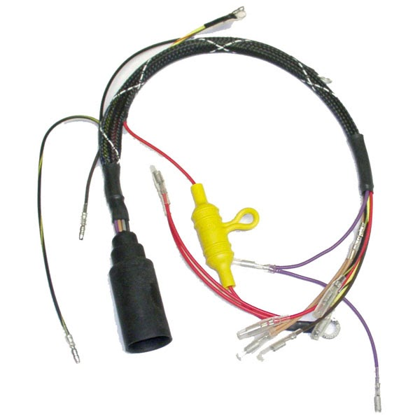 1973 mercury outboard motor wiring diagram magemarinestore.com: wiring harness for mercury and omc ... mercury outboard motor wiring harness