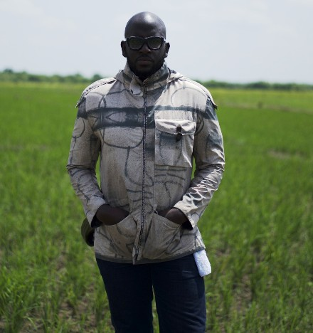 Meet the 35-year-old entrepreneur who owns Nigeria's 2nd largest rice farm
