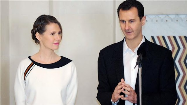 Syria's First Lady Asma al-Assad says turned down offers to leave country