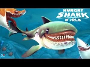 Hungry Shark World MOD APK || Update Terbaru Gratis