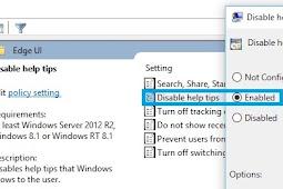 Cara Menghilangkan Windows Help and Support Tanpa Aplikasi