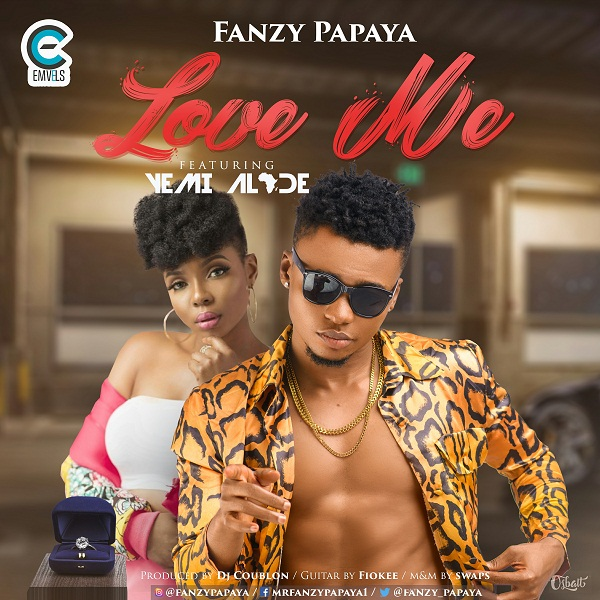 Fanzy Papaya Feat Yemi Alade
