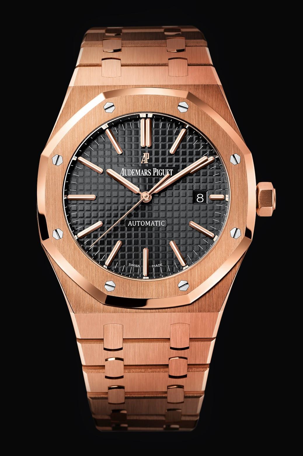 height of horology audemars piguet royal oak automatic 15400 15450