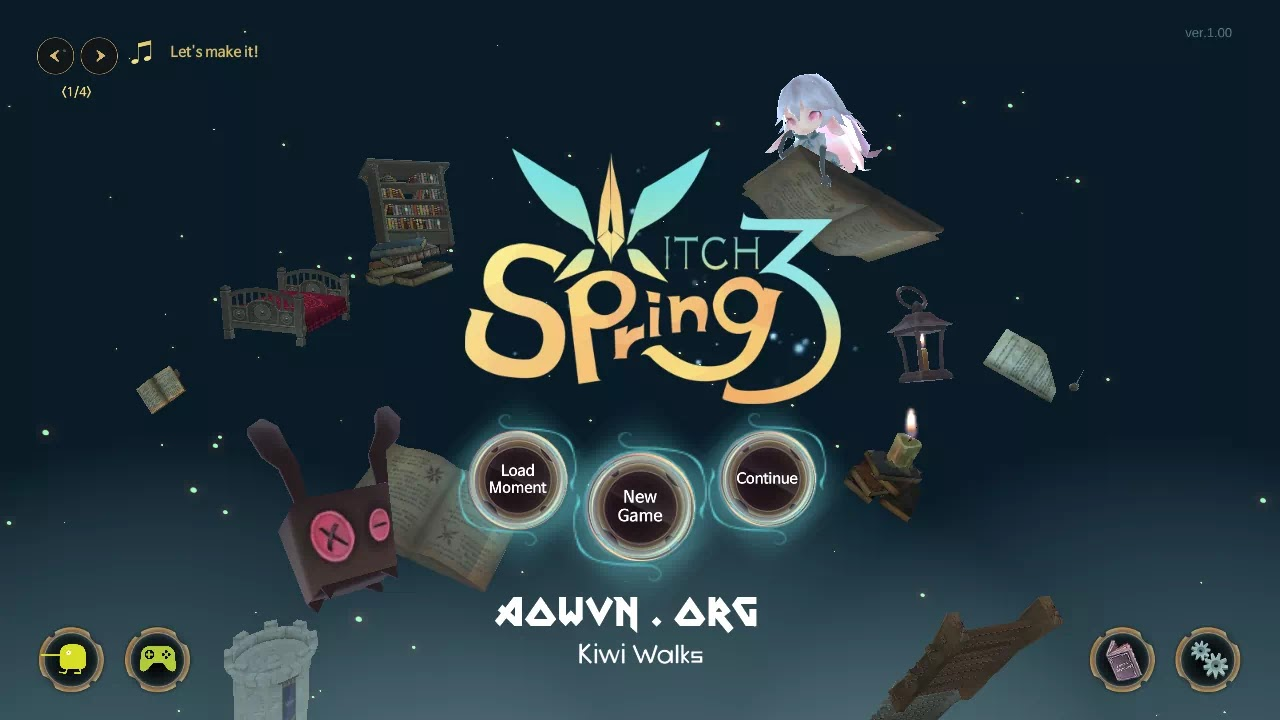 AowVN.org min%2B%252810%2529 - [ Offline ] Trọn Bộ Witch Spring 1 2 3 | Game RPG Hay cho Android - Đã Update